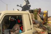Islamist fighters in northern Mali.