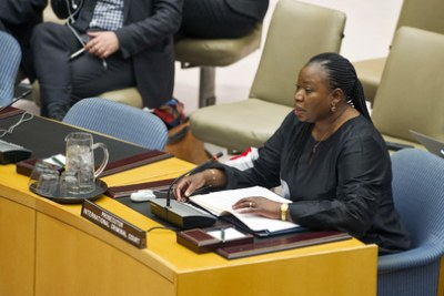 ICC Chief Prosecutor Fatou Bensouda (file photo): The prosecutor is set to release post-election violence witness list.