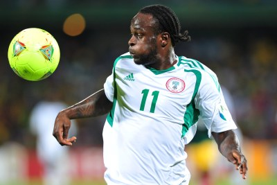 Victor Moses has been loaned to West Ham.