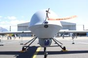 An Unmanned Ariel Vehicle, or drone, used for surveillance (file photo).