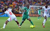Injuries Rule Out Nigeria's Key Players