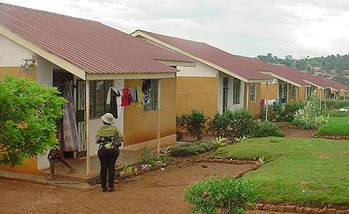 Uganda real estate blues for Best residential houses in uganda