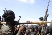 Al-Shabaab militia have threatened to launch more attacks in the against the government (file photo).