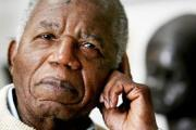 Chinua Achebe, author and poet