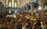 Violence Follows Egypt Funerals