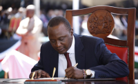 Leaders Won't Join Kenyatta at ICC