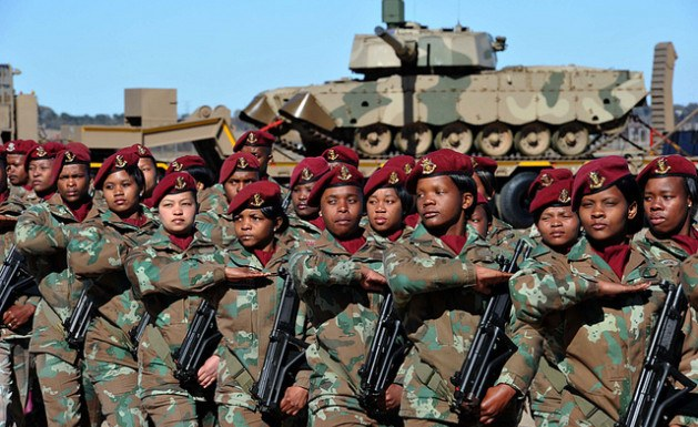 SA Army Youth Traineeship Programme 2018 to 2019