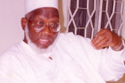 Dr. Ibrahim Datti Ahmad, President-General of the Supreme Council for Shari'a in Nigeria (SCSN)