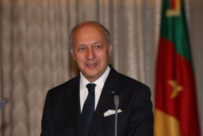 Laurent Fabius, France's Minister of Foreign Affairs (file photo).