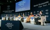 Emphasis on Governance at WEF