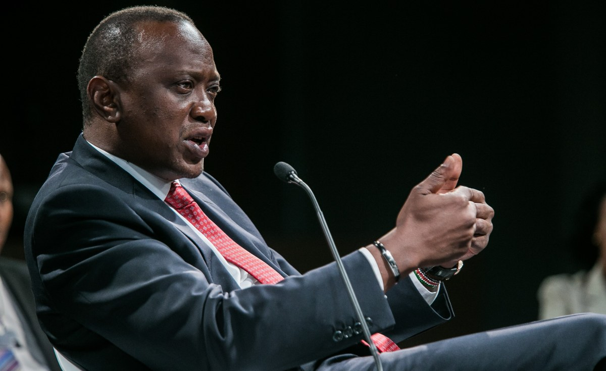 Kenyan Cabinet Secretaries Kenyan President Readies For Major Cabinet Reshuffle Allafricacom
