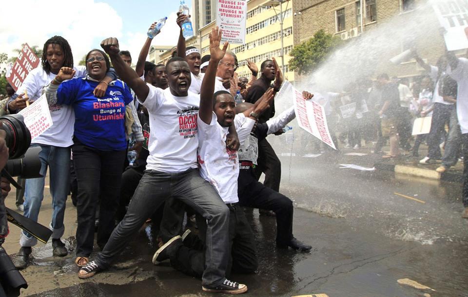 Kenya crisis essays