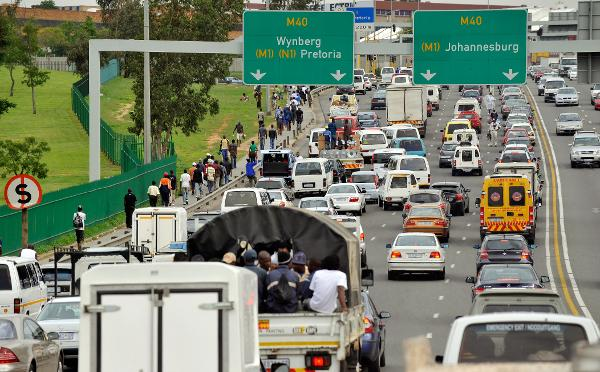Photoessay 187 9 Worst Commuter Cities In Africa Allafrica Com