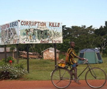 Africa's 7 most corrupt countries