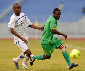 Zimbabwe v Lesotho in Cosafa Semi-Final