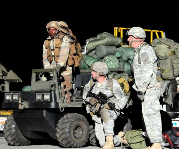 South Africans Join U.S. Army for Joint Exercise