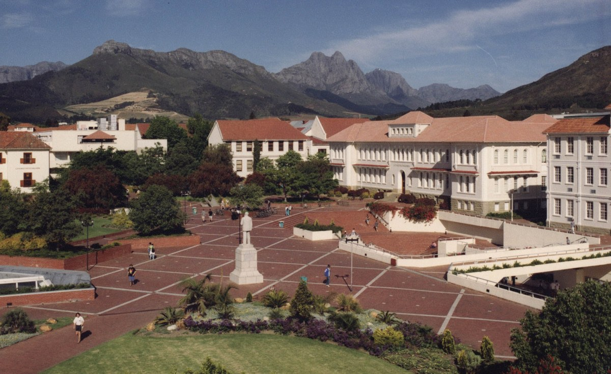 South Africa: Prohibition On Stellenbosch Campus - a Temporary Solution for a Long-Term Problem
