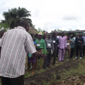 Farmer Myke Teaches Nigerian Youth How to Get Smart