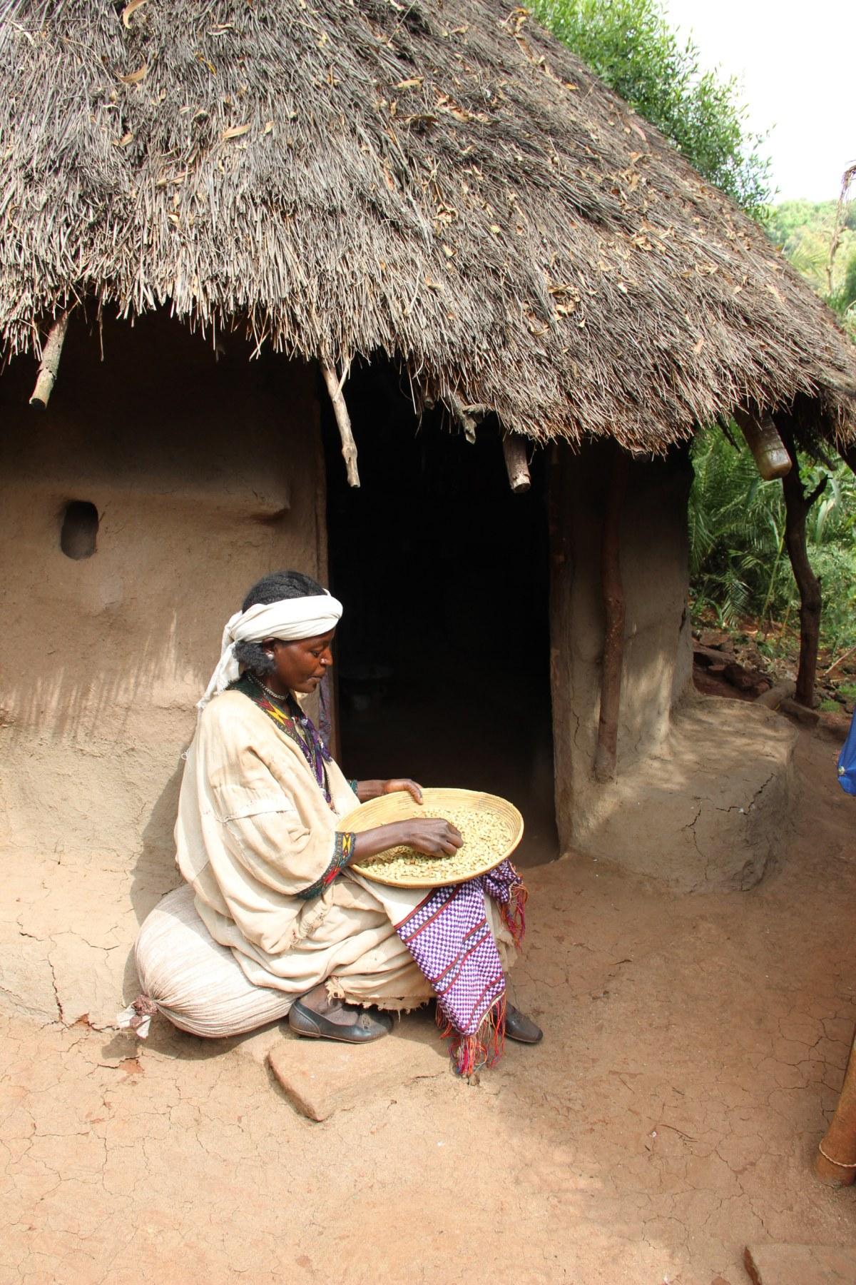 descriptive essay of a village