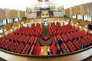 Parliament, Senate criticises the courts for issuing injunction to stop summoning of governors (file photo).