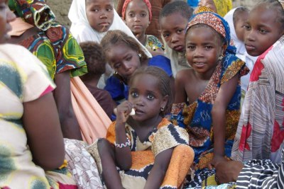 Some 10,000 Nigerians have also crossed into nearby countries, including 2,700 in Niger.