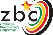 Zimbabwe Broadcasting Corporation logo.