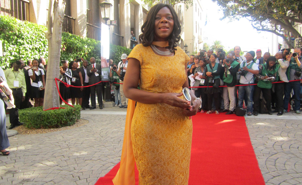 South Africa Chronicles Of Chic Sona 2014 The More