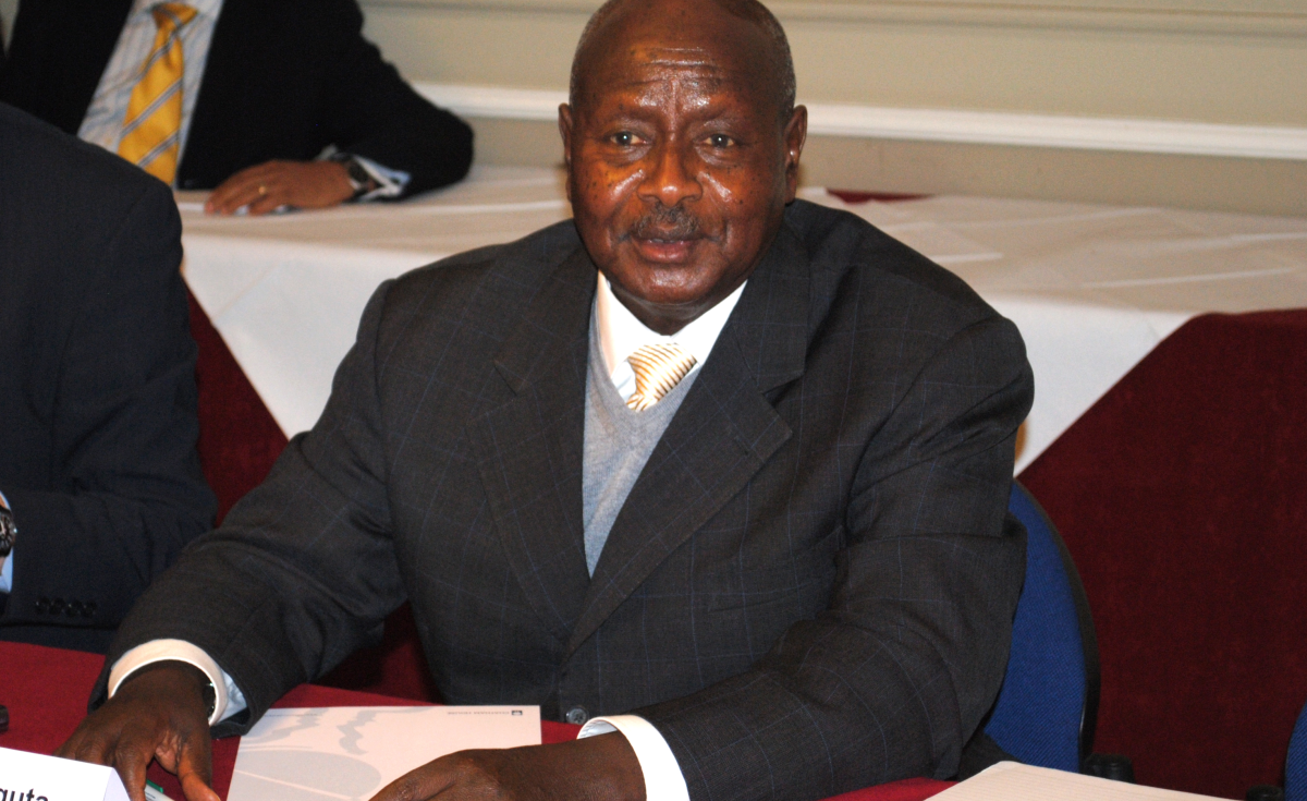 Museveni's revolution strategy misguided