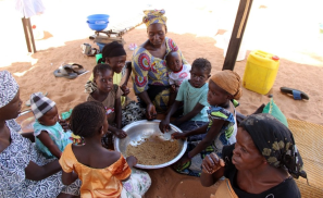 FAO and WHO Plan to 'Tackle Malnutrition Head On'