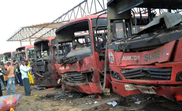 Nigerian Bus Station Hit by Deadly Explosion