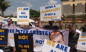 Egypt's Sisi to Pardon Al Jazeera Journalists?