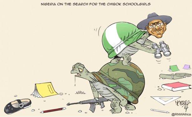 Boko Haram-Nigerian-Born U.S. Soldier