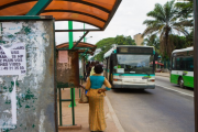 Côte d'Ivoire's economic capital, Abidjan, has developed a public transport strategy, which includes reserving a bus line and several levels of quality service for the middle class and civil servants.