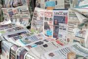Newspapers are considering legal action against the military.