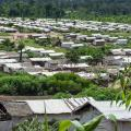 Playing Ball to Foster Dialogue in Liberian Refugee Camp