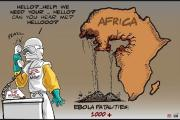 More than 2,500 people have died from Ebola so far.