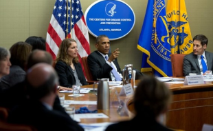 Obama Spells Out Response to Ebola