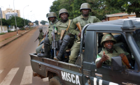 Surge in Central African Republic Violence
