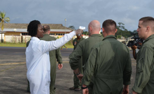 U.S. Pleads for Stepped Up Ebola Response