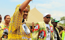 Zimbabwe First Lady's 'Inciting' Comments Slammed