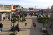 Khayelitsha Retail Centre in KBD land.