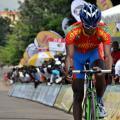 Cyclists Battle it Out at Tour Du Rwanda