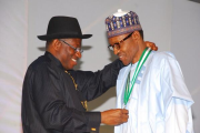 President Goodluck Jonathan and General Muhammed Buhari are also on the list of Nigeria's influential people in 2014.