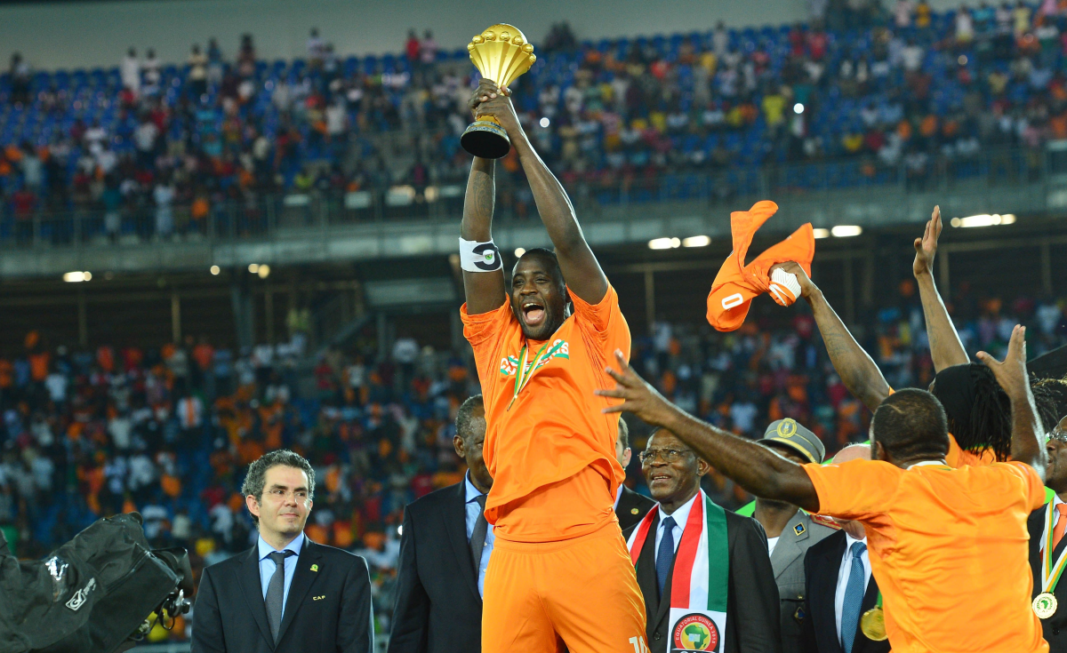 Toure African Nations