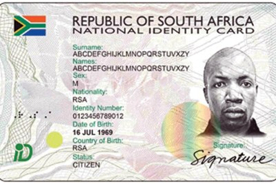 The new identity card is aimed at combatting identity theft, and fraudulent activities related to drivers licences, social grants, financial institutions, as well as insurance.