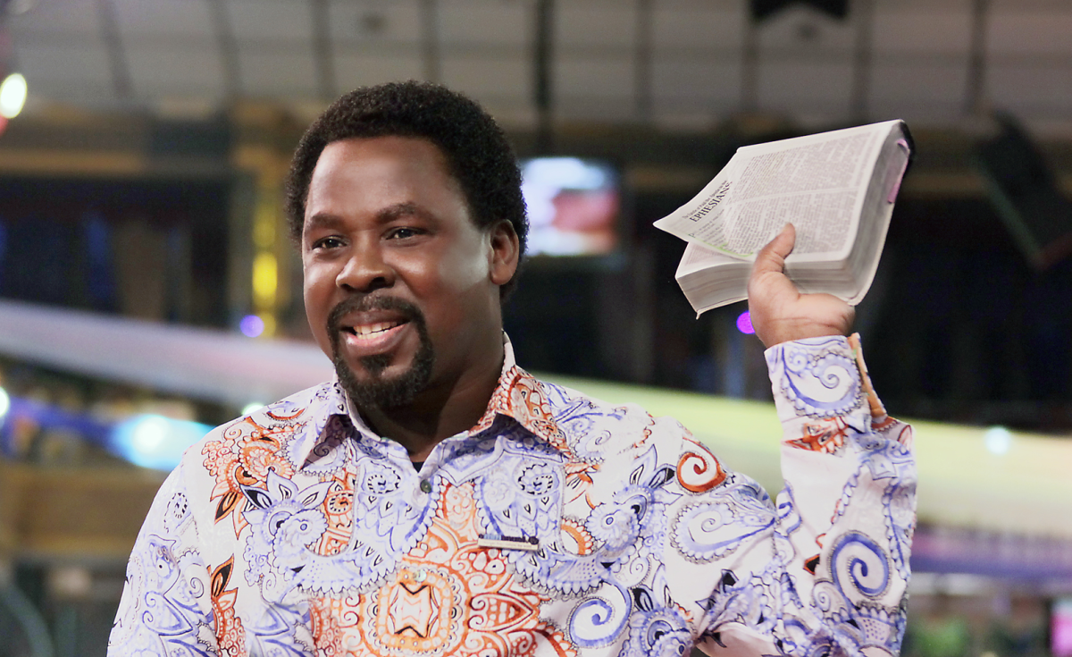 Nigeria: Evangelist TB Joshua to Relocate to Israel - allAfrica com