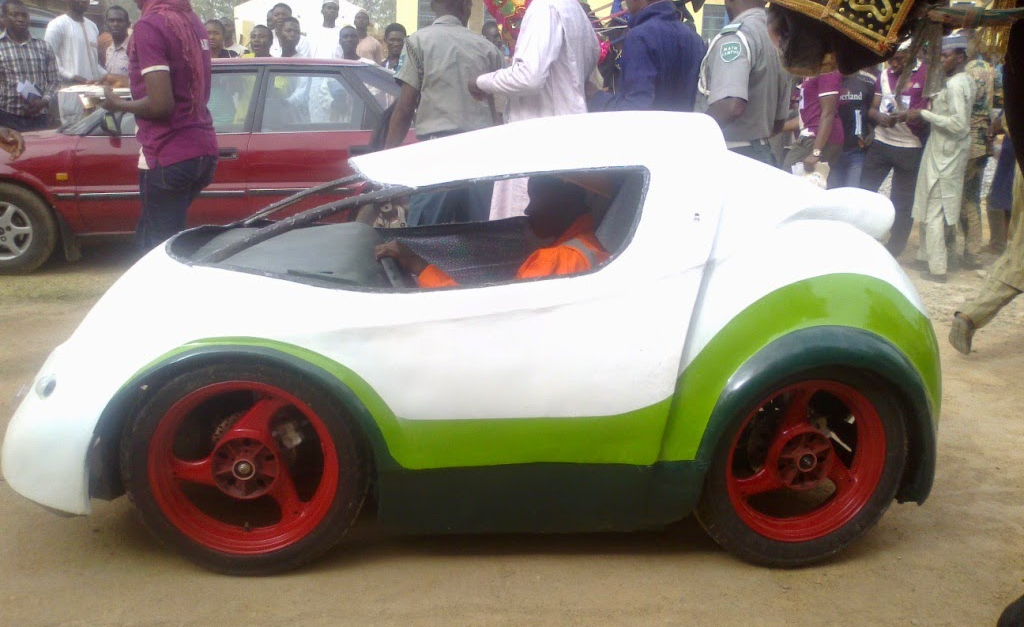 Nigeria: How Made-in-UNILAG Car Defeated World Powers - allAfrica.com