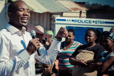 Mmusi Maimane, is tipped as a leading candidate to replace the party's national leader, Helen Zille.