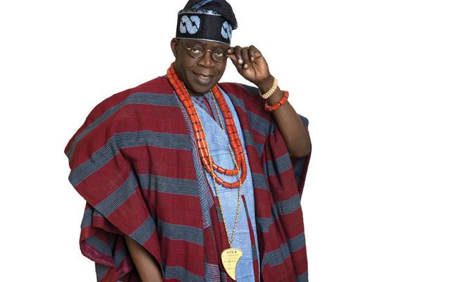 Nigeria: Saraki, El-Rufai Stopped Me From Becoming Buhari's Running Mate - Tinubu