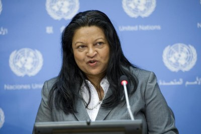 Sheila B. Keetharuth of Mauritius was appointed in October 2012 as the first Special Rapporteur on the situation of human rights in Eritrea.